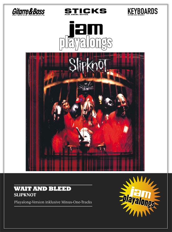 Produkt: Wait And Bleed – Slipknot