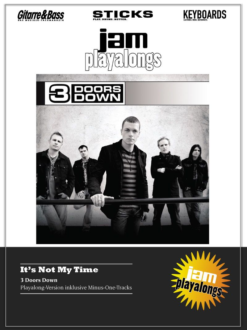 Produkt: It`s Not My Time – 3 Doors Down