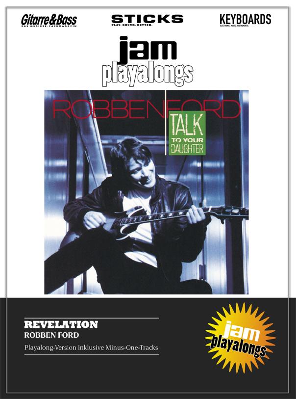 Produkt: Revelation – Robben Ford