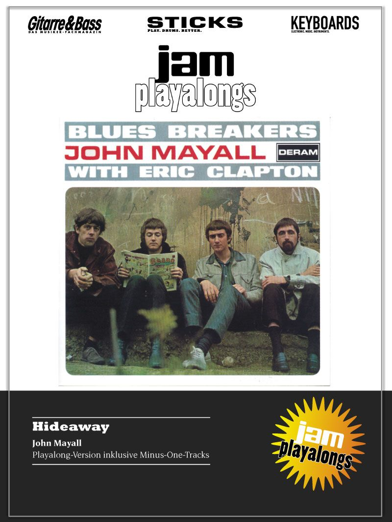 Produkt: Hideaway – John Mayall & The Bluesbreakers