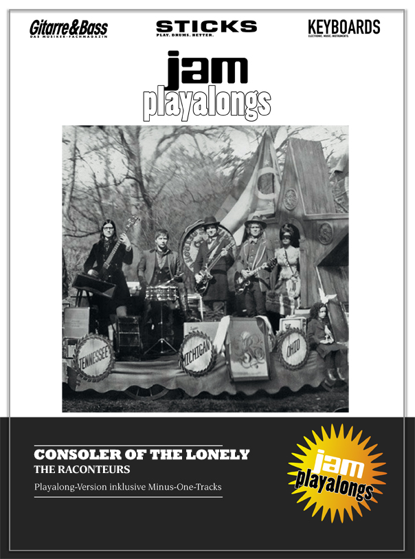 Produkt: Consoler Of The Lonely – The Raconteurs
