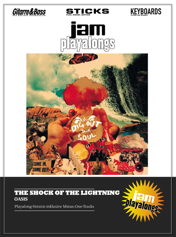 Produkt: The Shock Of The Lightning – Oasis