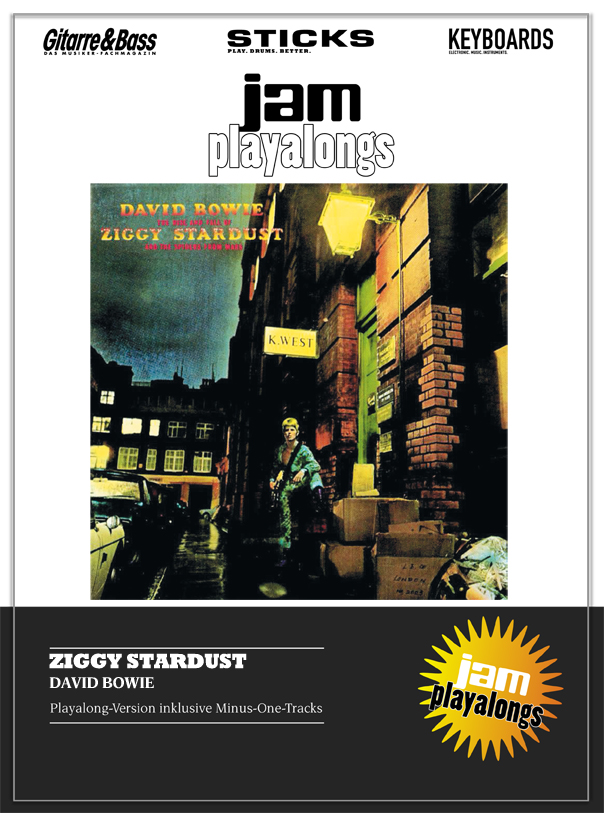 Produkt: Ziggy Stardust – David Bowie