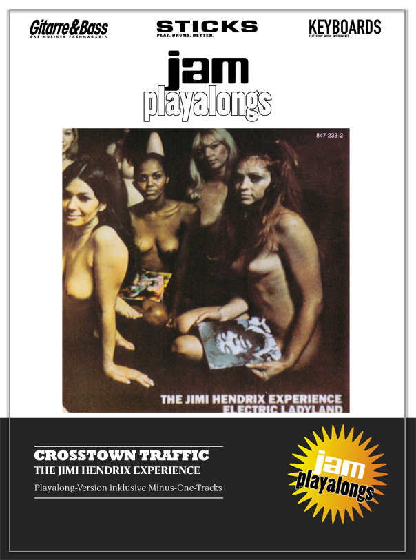 Produkt: Crosstown Traffic – The Jimi Hendrix Experience