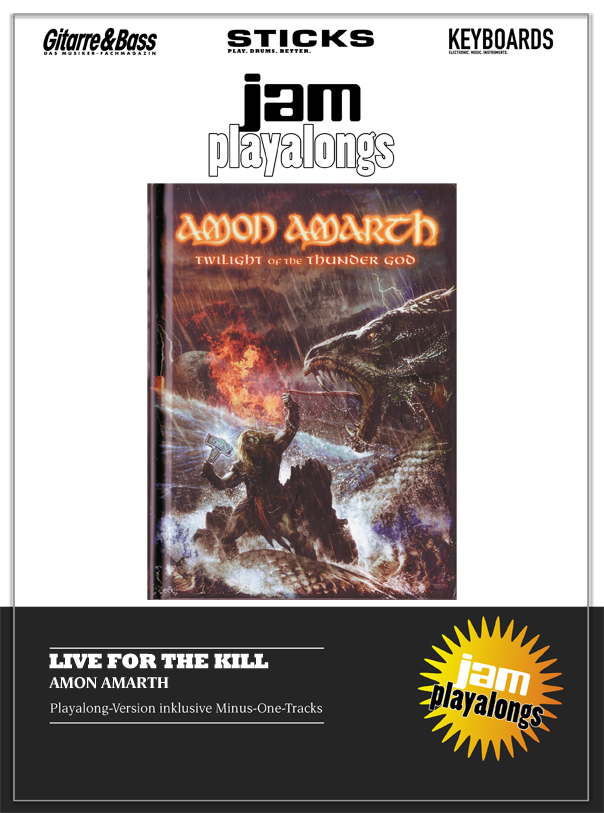 Produkt: Live For The Kill – Amon Amarth