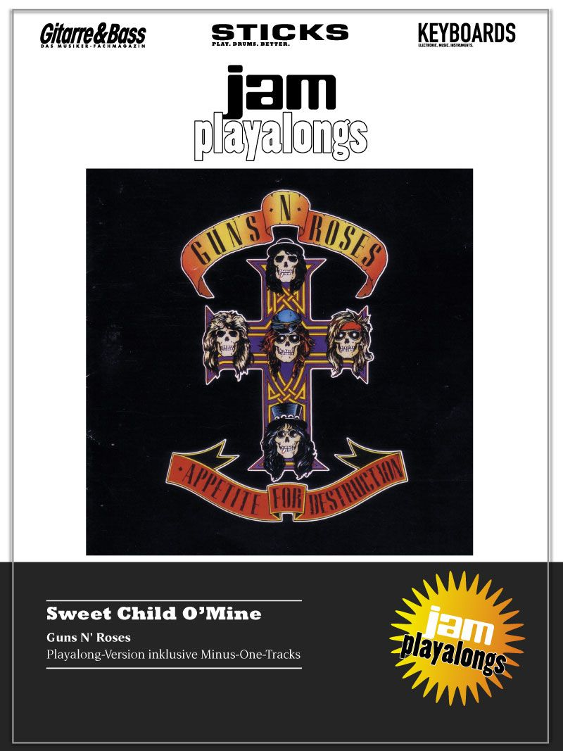 Produkt: Sweet Child O`Mine – Guns N`Roses