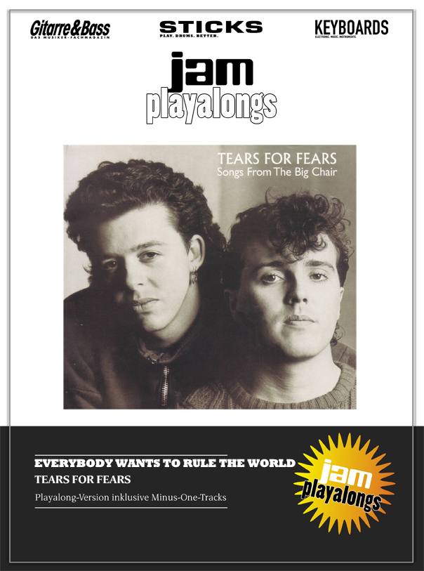 Produkt: Everybody Wants To Rule The World – Tears For Fear