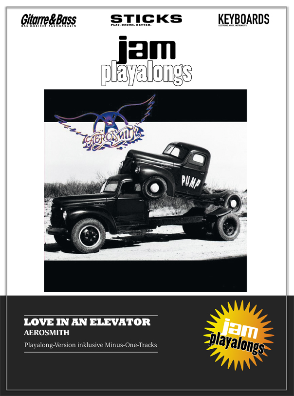 Produkt: Love In An Elevator – Aerosmith