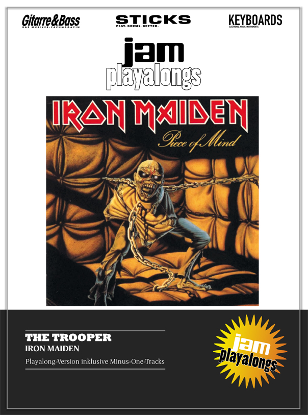 Produkt: The Trooper – Iron Maiden