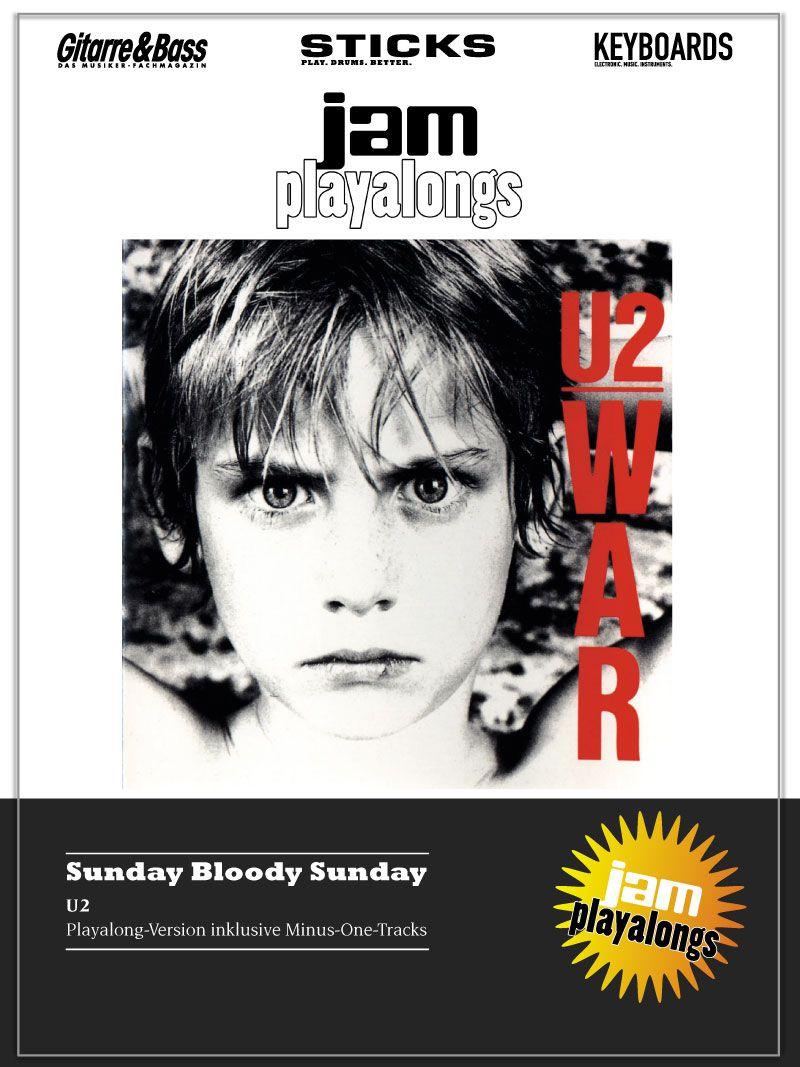 Produkt: Sunday Bloddy Sunday – U2