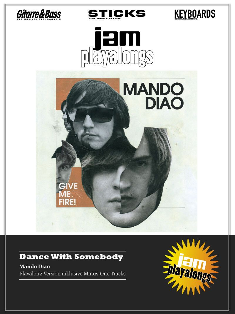 Produkt: Dance With Somebody – Mando Diao
