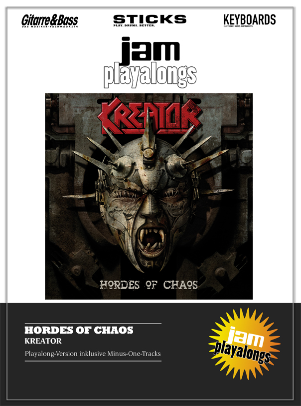 Produkt: Hordes of Chaos – Creator