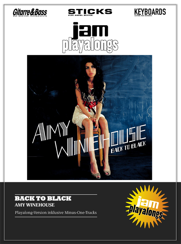 Produkt: Back To Black – Amy Winehouse
