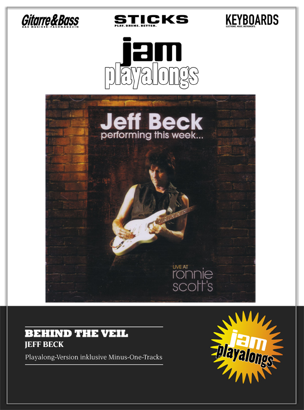 Produkt: Behind The Veil – Jeff Beck