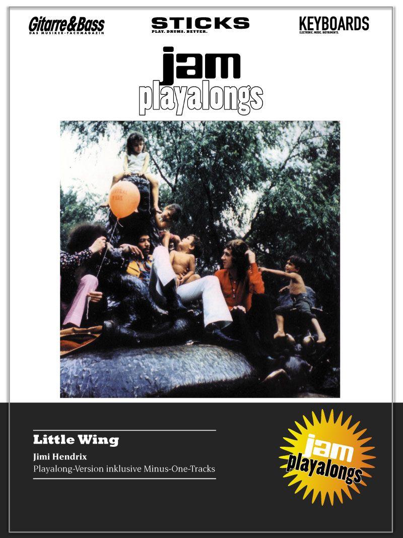 Produkt: Little Wing – Jimi Hendrix Experience