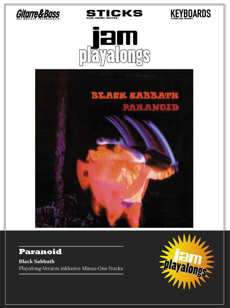 Produkt: Paranoid – Black Sabbath