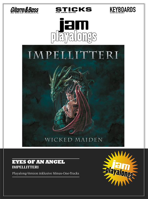 Produkt: Eyes Of An Angel – Impellitteri