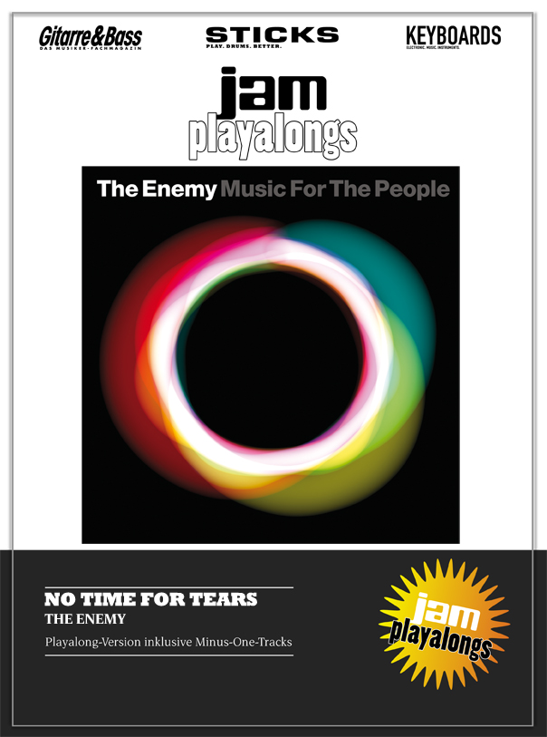 Produkt: No Time For Tears – The Enemy