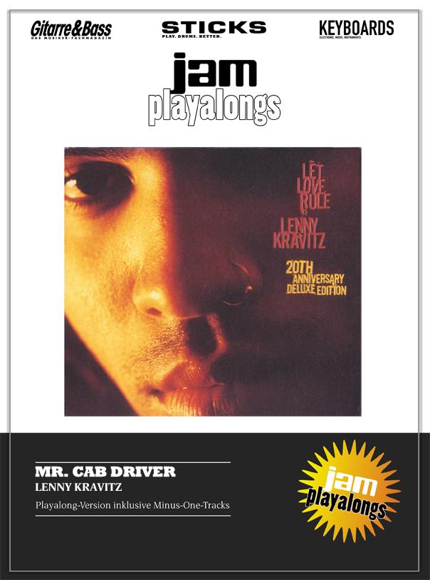 Produkt: Mr. Cab Driver – Lenny Kravitz