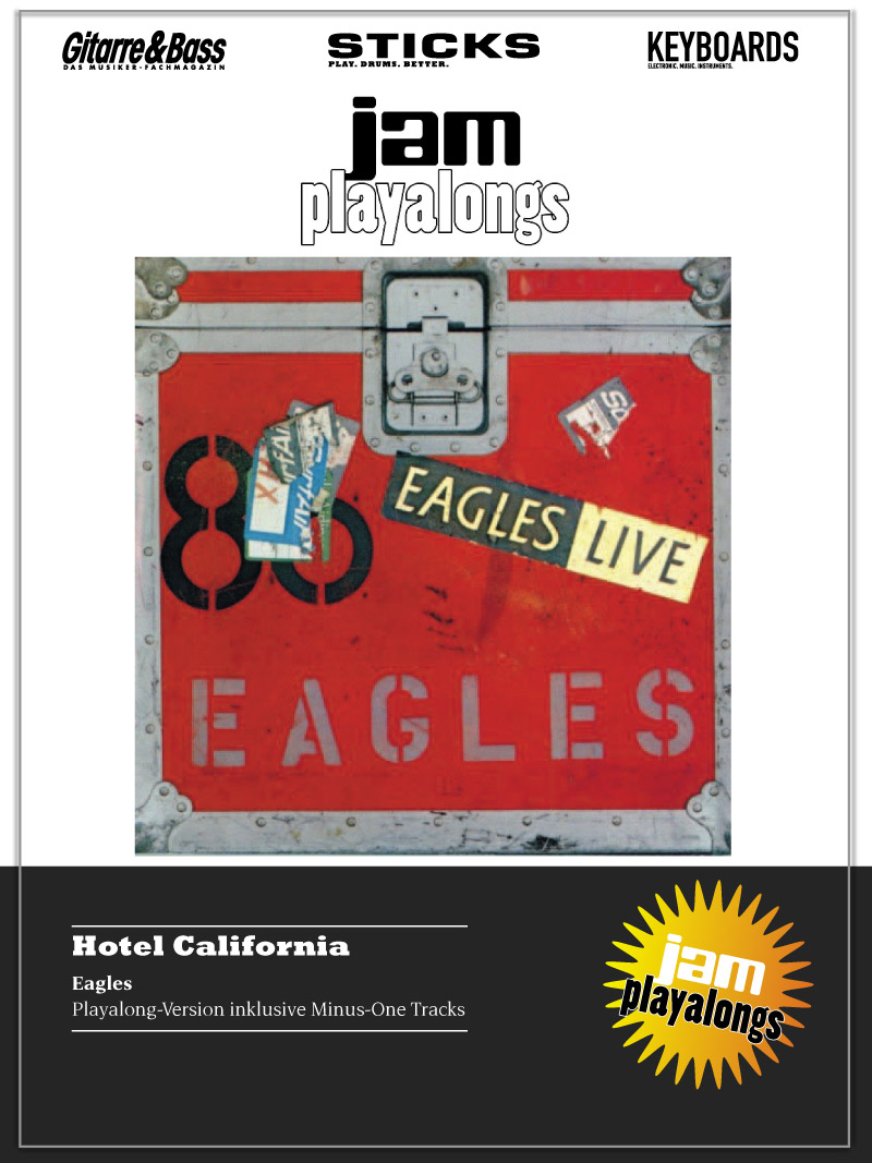 Produkt: Hotel California – The Eagles