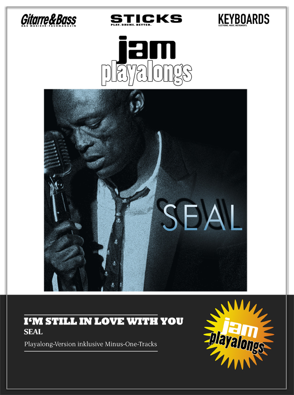 Produkt: I'm Still In Love With You – Seal