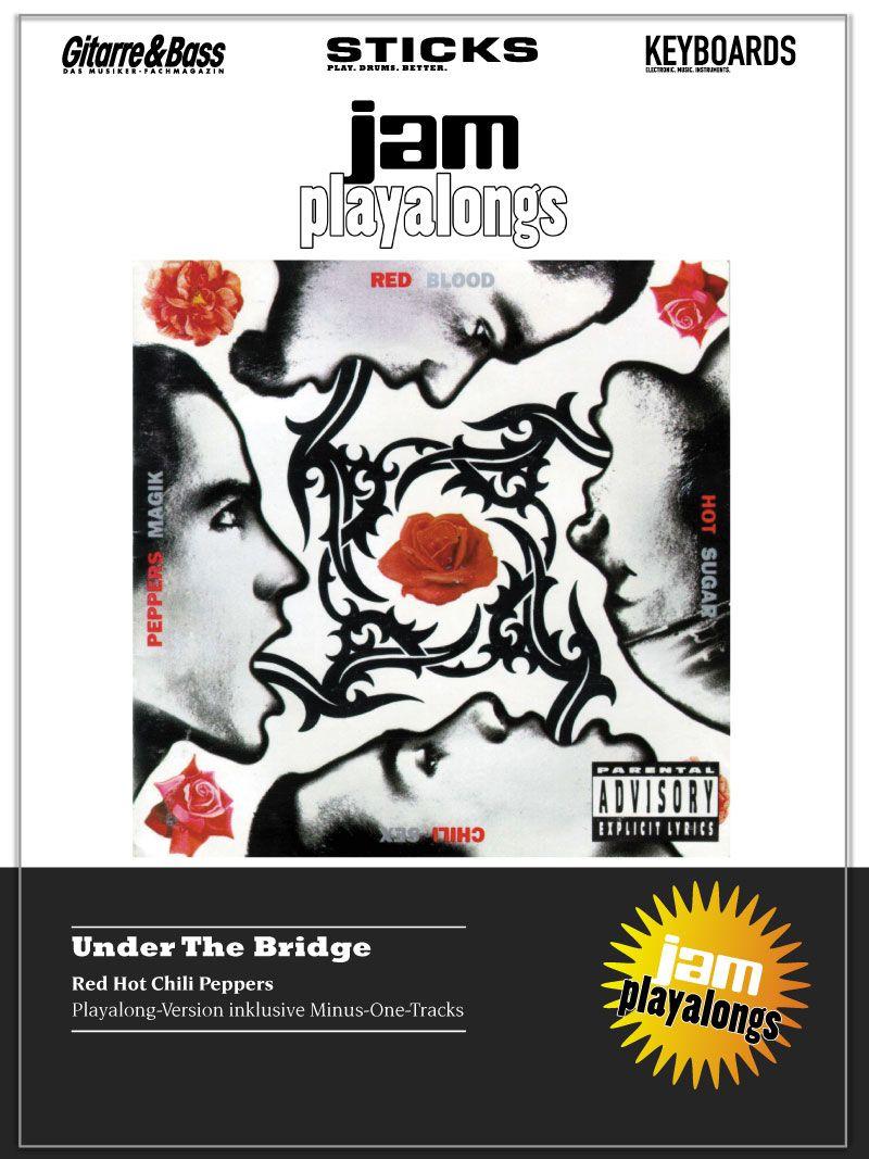 Produkt: Under The Bridge – Red Hot Chilli Peppers