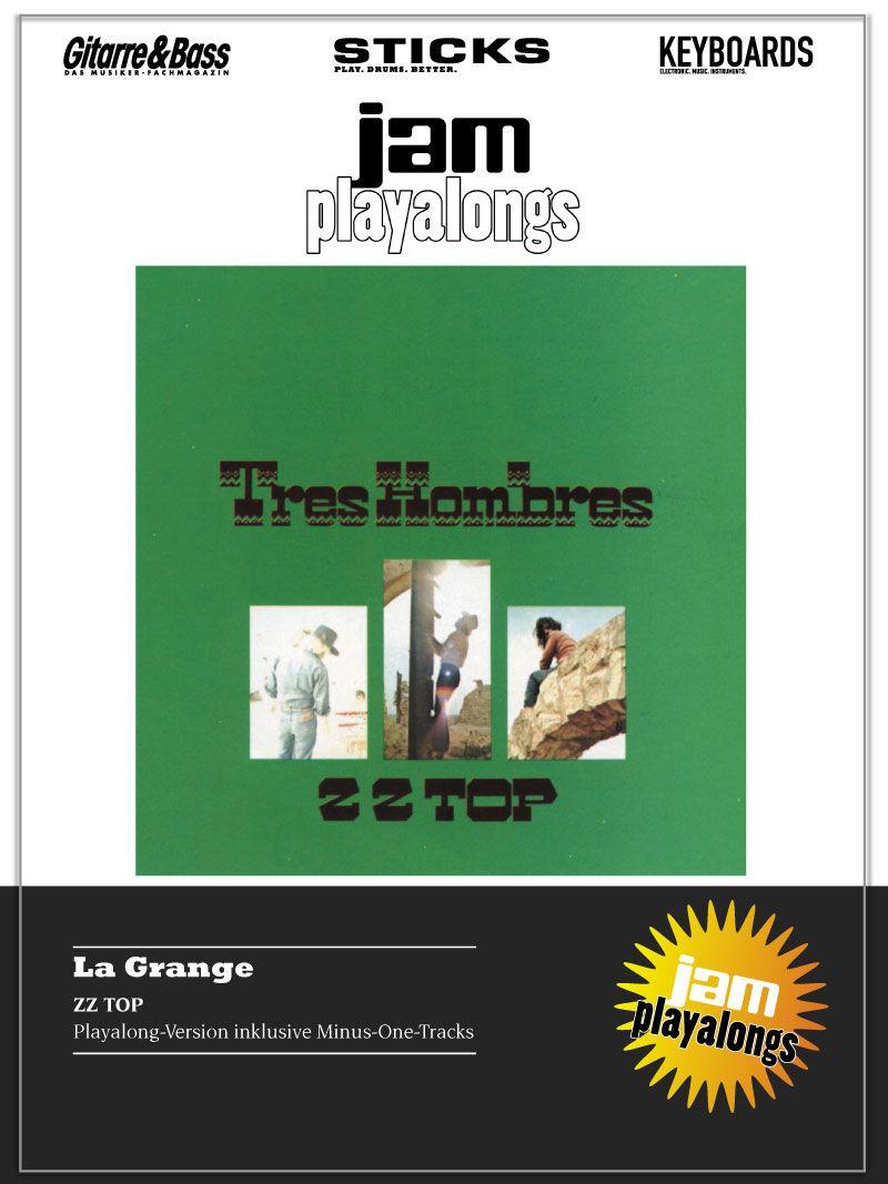 Produkt: La Grange – ZZ TOP
