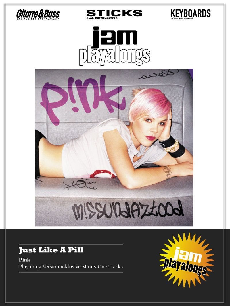 Produkt: Just Like A Pill – Pink
