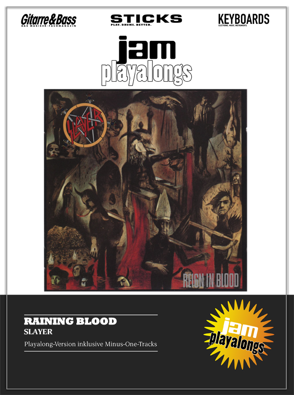 Produkt: Raining Blood – Slayer