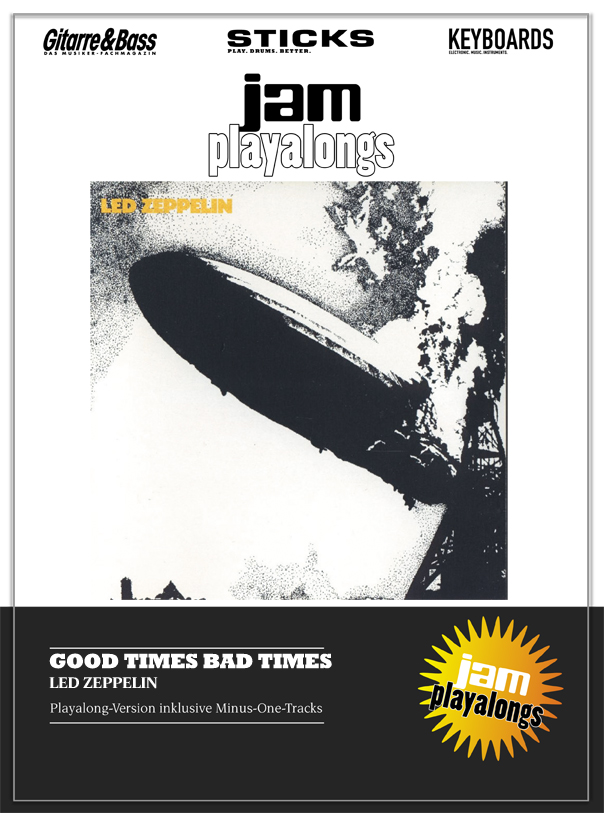 Produkt: Good Times Bad Times – Led Zeppelin