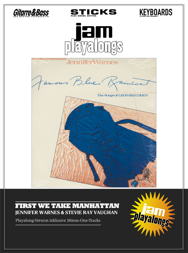 Produkt: First We Take Manhattan – Jennifer Warnes & Stevie
