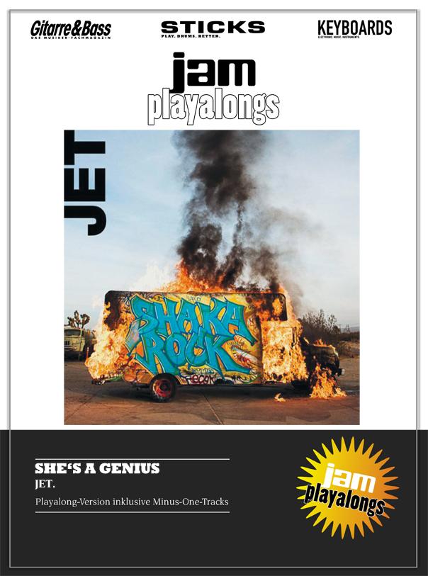 Produkt: She's A Genius – Jet.