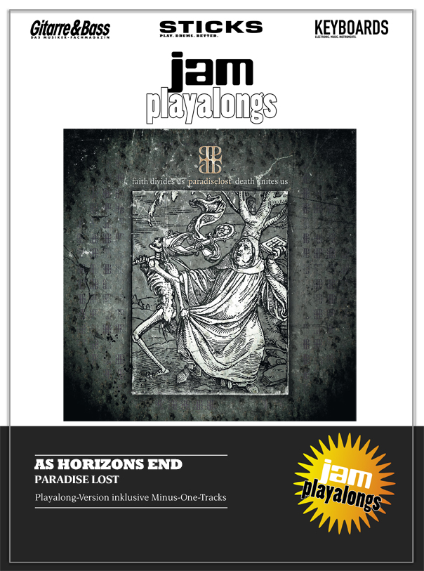 Produkt: As Horizons End – Paradise Lost