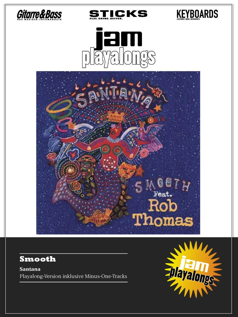 Produkt: Smooth – Santana