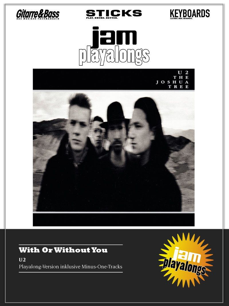 Produkt: With Or Without You – U2