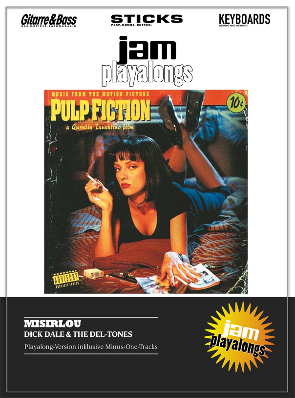 Produkt: Misirlou – Dick Dale & The Del-Tones