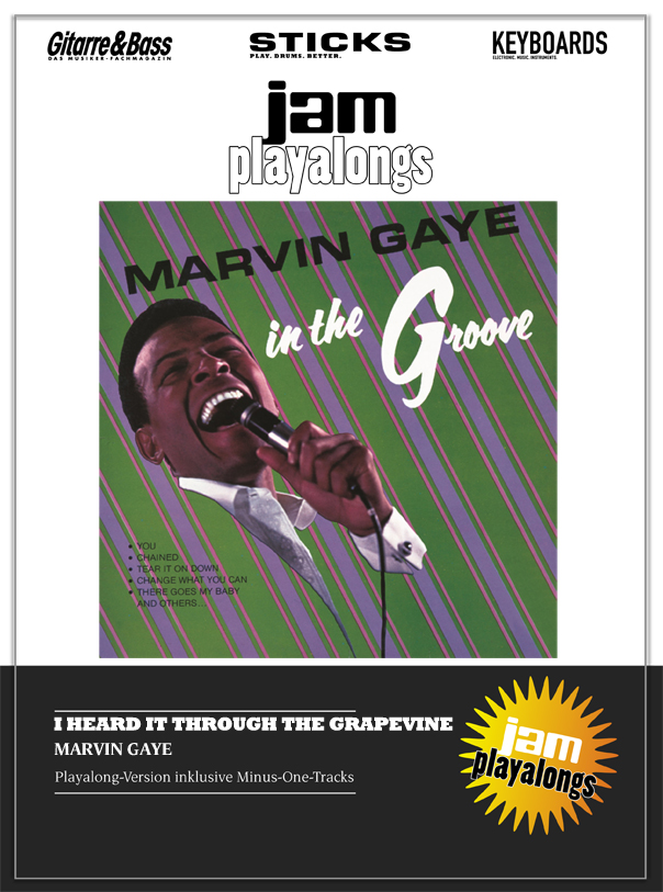 Produkt: I Heard It Through The Grapevine – Marvin Gaye