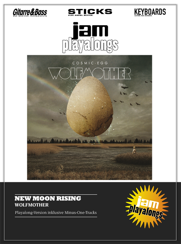 Produkt: New Moon Rising – Wolfmother