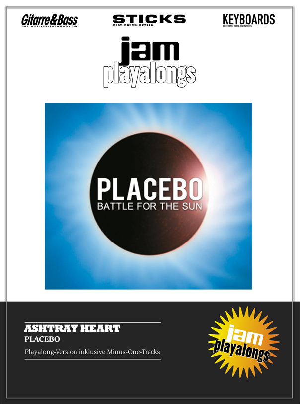Produkt: Ashtray Heart – Placebo