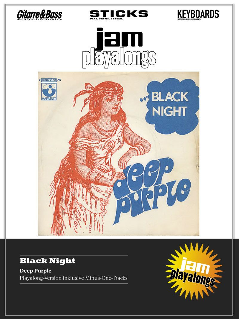 Produkt: Black Night – Deep Purple