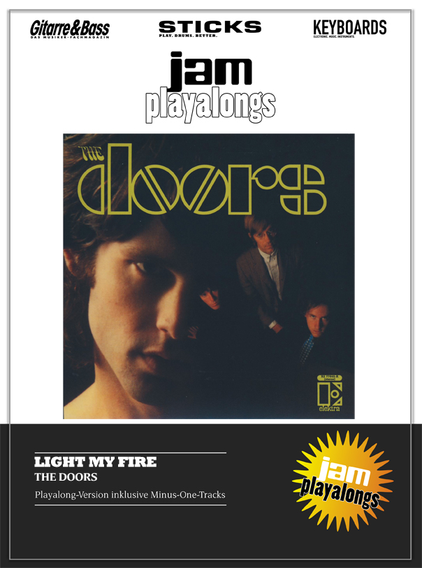 Produkt: Light My Fire – The Doors