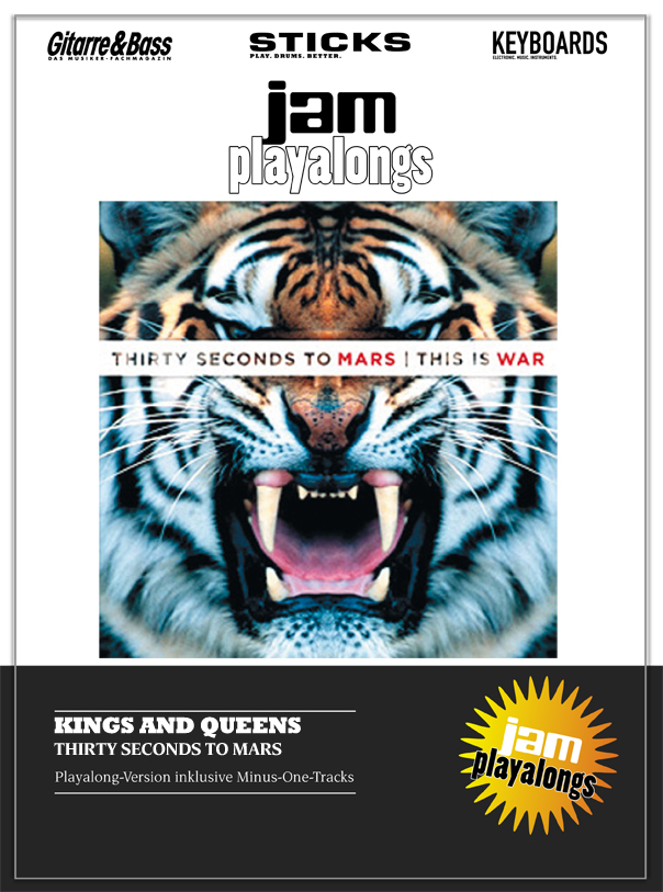 Produkt: Kings And Queens – Thirty Seconds To Mars