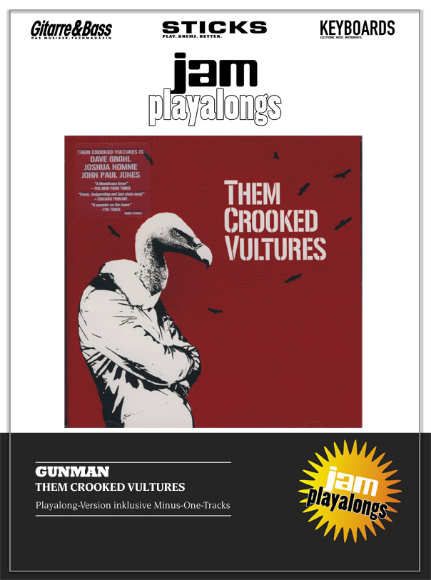 Produkt: Gunman – Them Crooked Vultures