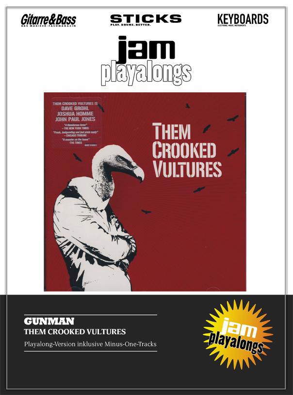 Produkt: Gunman – Them Crooked Vultures