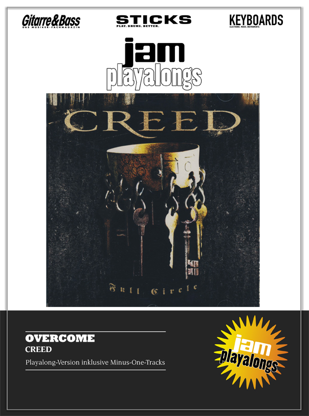 Produkt: Overcome – Creed