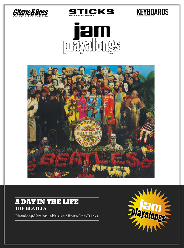 Produkt: A Day In The Life – The Beatles