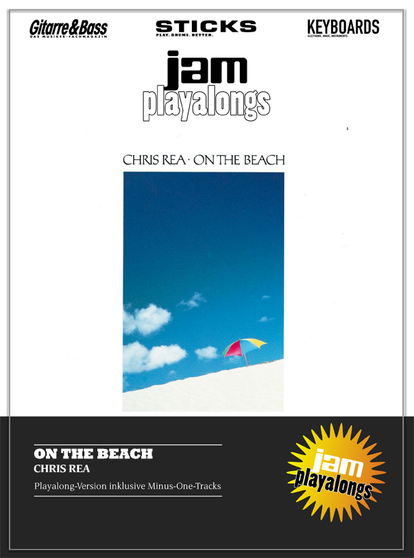 Produkt: On The Beach – Chris Rea
