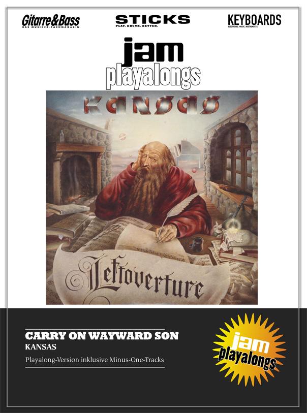 Produkt: Carry On Wayward Son – Kansas