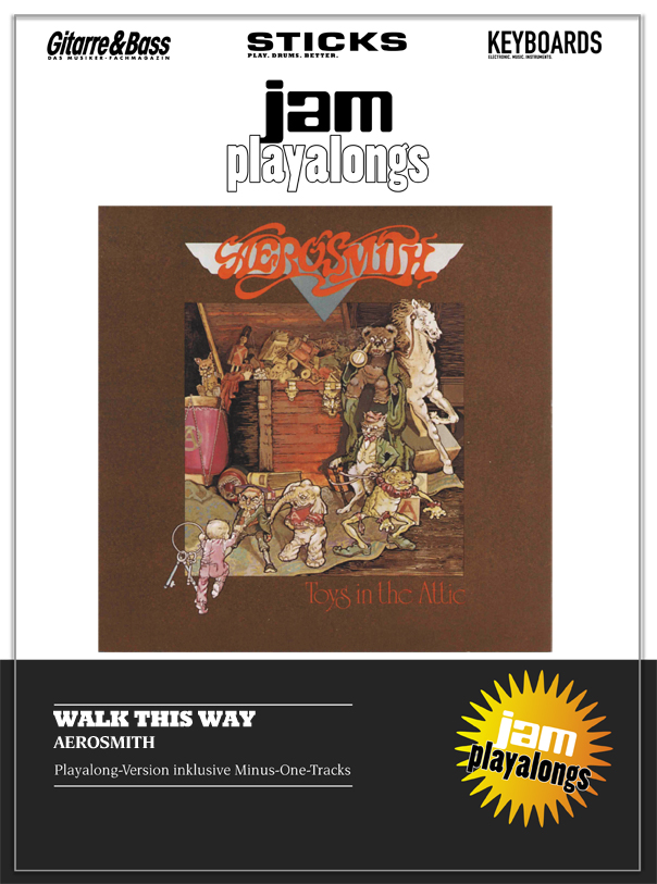 Produkt: Walk This Way – Aerosmith