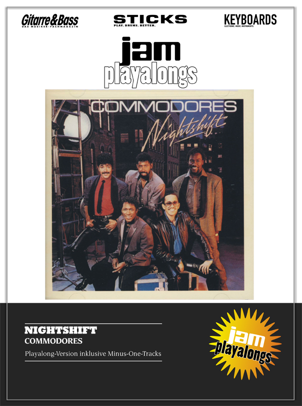 Produkt: Nightshift – Commodores